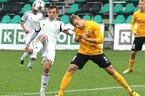 FNL: Karviná versus Sokolov (ve žlutém)