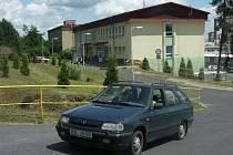 Obec Vřesová.