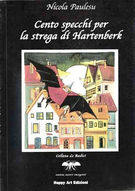 Pohádkovou knížku očarodějnici zHartenbergu, která vyšla vItálii, napsal jeden zúčastníků workcampu.