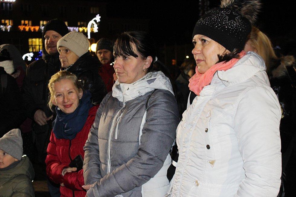 V Horním Slavkově se zpívalo s Deníkem už počtvrté.