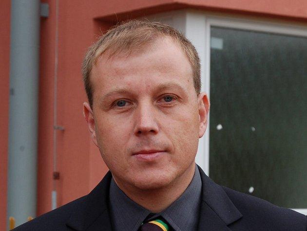 Obchodní ředitel Daniel Kocour.