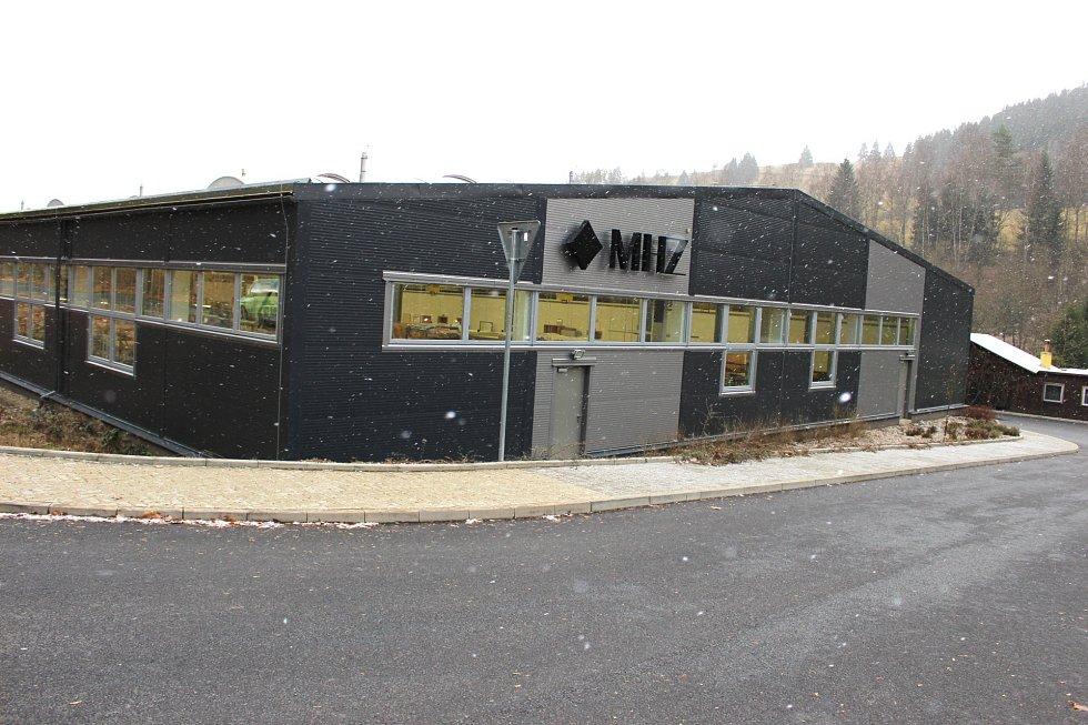 Firma Hachtel se v Kraslicích rozšíří.
