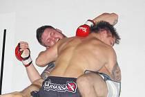 Josef Jelínek (SKS Aréna Kladno) vs. Petr Novák (MMA Karlovy Vary)