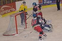 Baráž o ligu juniorů: HC Baník Sokolov - Spartak Soběslav