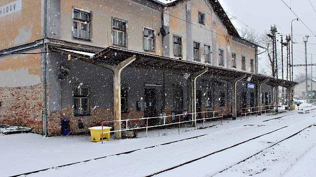 Chodovské nádraží čeká rozsáhlá rekonstrukce