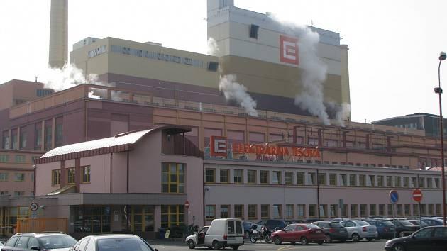 Elektrárna Tisová
