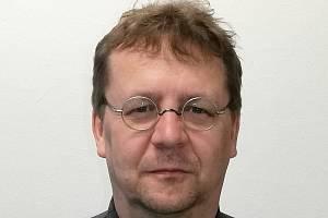 Martin Polák, mluvčí Chodova.