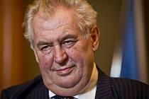 Prezident Miloš Zeman přijede do Karlovarského kraje