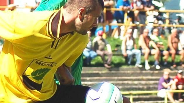 Ilustrační foto fotbal Březová