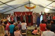 Mladovožický divadelní festival Vokule má za sebou již pátý ročník.