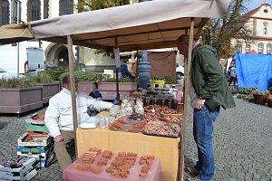 Havelský trh zaplnil Žižkovo náměstí