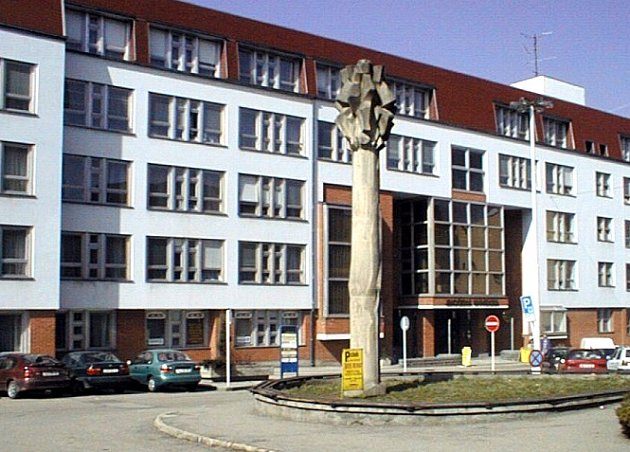 Budova univerzity v Táboře na prodej za 40 milionů.