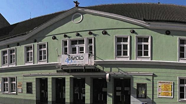 Divadlo Oskara Nedbala v Táboře.