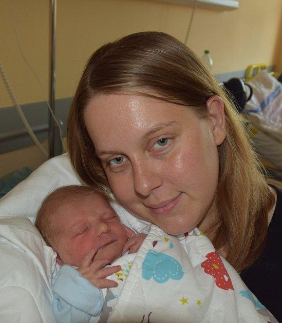Filip Kaprál z Tábora. Na svět přišel 26. června v 8.35 hodin. Vážil 3270 gramů, měřil 48 cm a je prvorozeným synem  rodičů Terezy a Filipa.