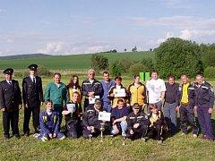 Pohárová oslava 80. výročí založení Sboru dobrovolných hasičů ve Vilicích.