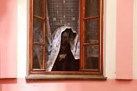 Sedmdesátikilový Cartago se nechal zachytit při své oblíbené činnosti. Fotografie vynesla autorovi stříbro v mezinárodní soutěži.