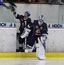 HC Tábor - HC Moravské Budějovice 2019 6:1.