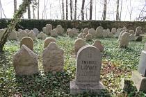 Židovský hřbitov v Myslkovicích.