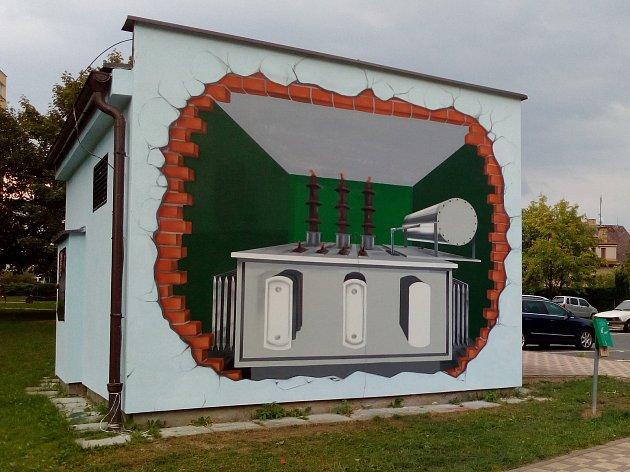Umění v ulici.