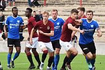 Sparta Praha B - Táborsko 0:1.