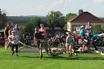 Družstva mladých hasičů SDH Košice v plné sestavě ve středu 1. června opět začala trénovat požární útok.