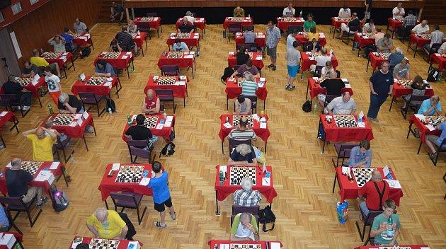 Organizační tým oddílu šachu TJ Sokol Tábor.