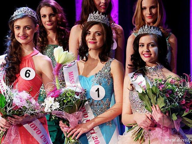 Titul Miss Sezimovo Ústí v roce 2015 získala domácí favoritka Barbora Vodehnalová.