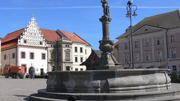 Táborské náměstí