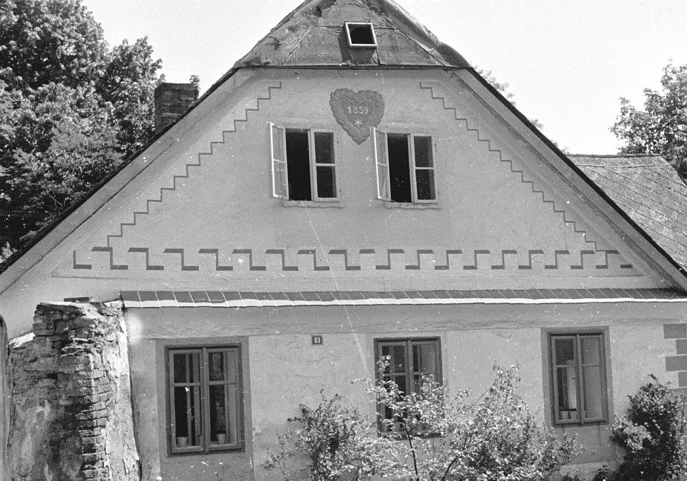 Vildův neboli Slabův mlýn.