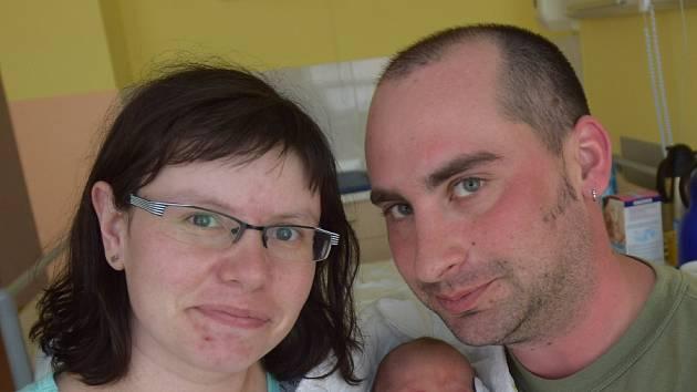 Anna Nováková z Vlásenice. Na svět přišla jako první dítě rodičů Venduly a Petra 9. dubna ve 14.11 hodin. Po narození vážila 2560 gramů a měřila 47 cm.