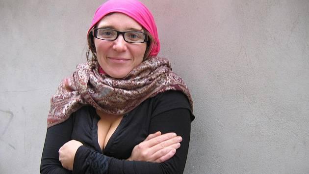 Nakladatelka Tereza Horváthová si život bez knih představit neumí.