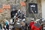 Husité v sobotu po 601 letech opět dobyli Hradiště.