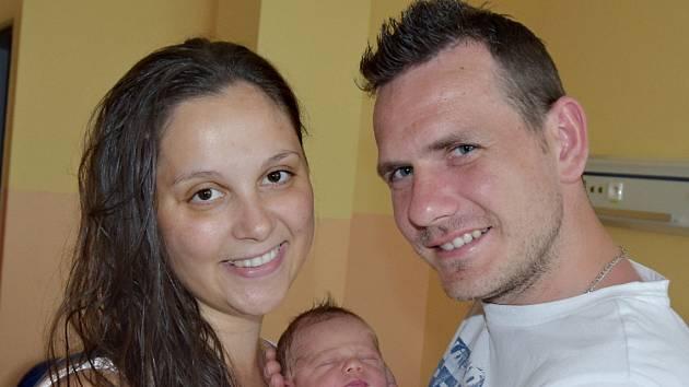 Šarlota Feytlová z Nové Bystřice. Přišla na svět  2. června 2019 pět minut před dvaadvacátou hodinou. Prvorozená dcera rodičů Alice a Martina po narození vážila 2810 gramů a měřila 45 cm.