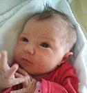 Nela Veselá ze Soběslavi. Na svět přišla jako druhá dcera v rodině 26. května v 7.43 hodin. Po narození vážila 3300 gramů, měřila 48 cm a sestřičce Nikol je dva a tři čtvrtě roku.