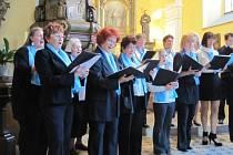 Velikonoční koncert zazní v kostele sv. Václava. Ilustrační foto.
