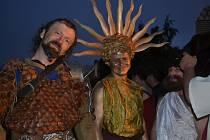 V Táboře v sobotu začal festival Léto nad Lužnicí. Přivezli ho antičtí bohové.