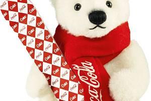 Reklamní lední medvěd.