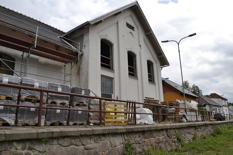 Tábor opraví památky po Františku Křižíkovi. Dočká se trafostanice i elektrárna.