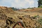 Obchvat Chýnova už dostává jasné obrysy, stavbu již nic nezdržuje. Hotovo má být v říjnu roku 2022.