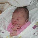 Štěpánka Stejskalová z Chyšek. Narodila se 9. listopadu v 8.45 hodin jako prvorozená dcera  rodičů Dany  a Lukáše. Po porodu byla její váha 3210 gramů  a míra 47 cm.