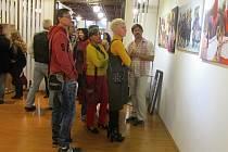 Galerii Spektrum ovládly korálky