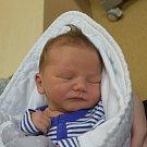 Jakub Škoda ze Sedlečka u Soběslavě. Narodil se 30. ledna ve 4.10 hodin. Vážil 3640 gramů, měřil 52 cma je prvním dítětem rodičů Věry a Mirka.
