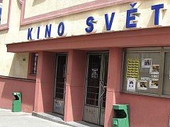 Táborské kino.