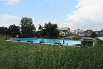 Centrum Za Řekou se stane příští rok už oficiálně městským koupalištěm.