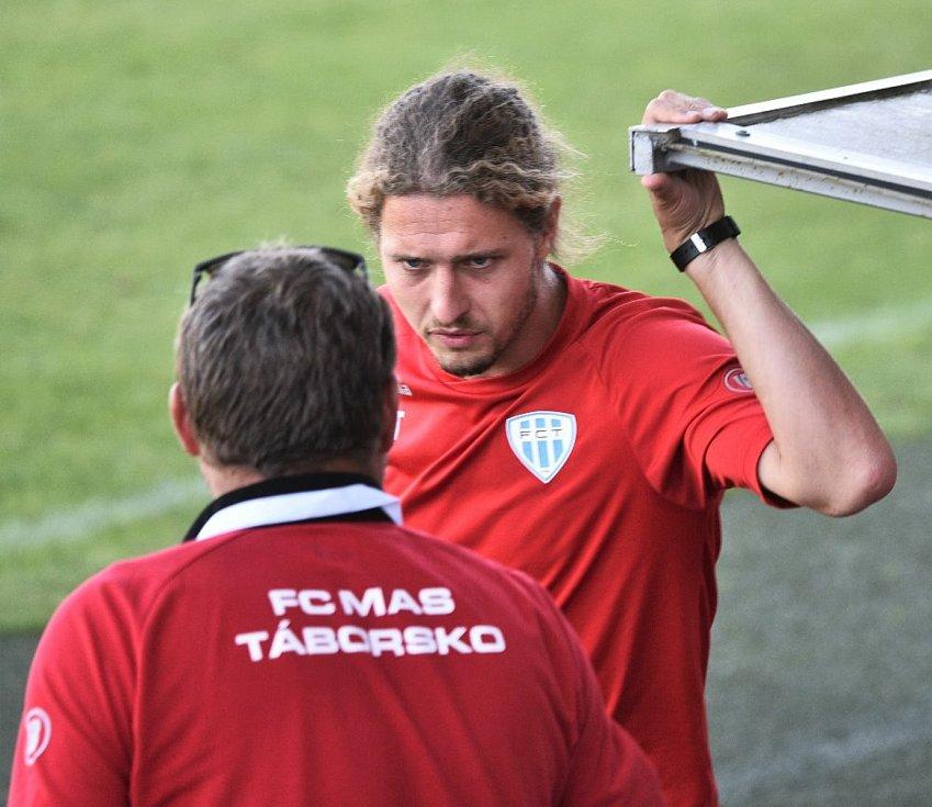 FC MAS Táborsko - FK Ústí nad Labem 0:2.
