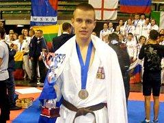 Martin Hána po šampionátu.