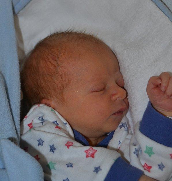 Lukáš Pětník z Petrovic. Svého prvorozeného syna se rodiče Veronika a Lukáš dočkali 16. ledna sedmnáct minut po deváté hodině.  Po narození vážil  2750 gramů a měřil 48 cm.