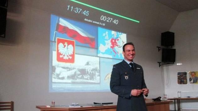 Přednáška o letcích RAF