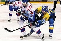 Táborští hokejisté podstoupí v první lize další velmi urputné souboje.