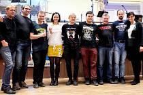 V sobotu 16. listopadu kapela Pitt BAND pořádala v pořadí 11. ročník charitativního koncertu, letos vynesl téměř 23 tisíc korun.